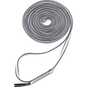 Black Diamond Dynex Sangle 240cm / 10mm, gray